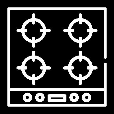 Cabinet-Stove